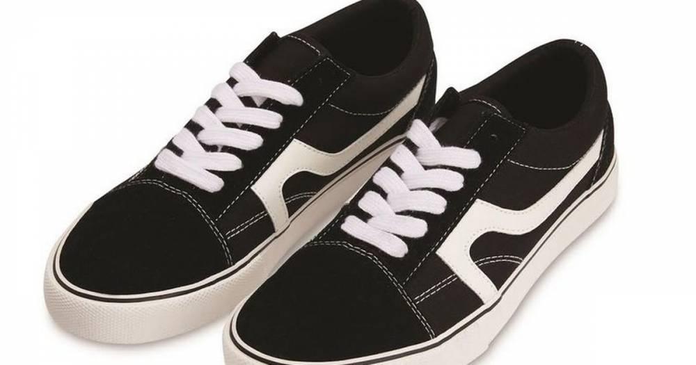 Led Sneakers Aanbieding bij Aldi
