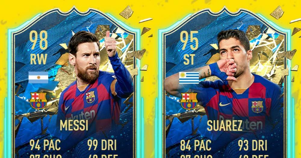 Fifa 20 Tots La Liga Predictions For Next Team Of The Season So Far Players In Ultimate Team Last News