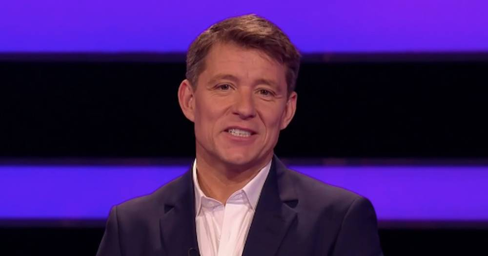 Ben Shephard Points Out Tipping Point Player S Danglers In Cheeky Moment Last News