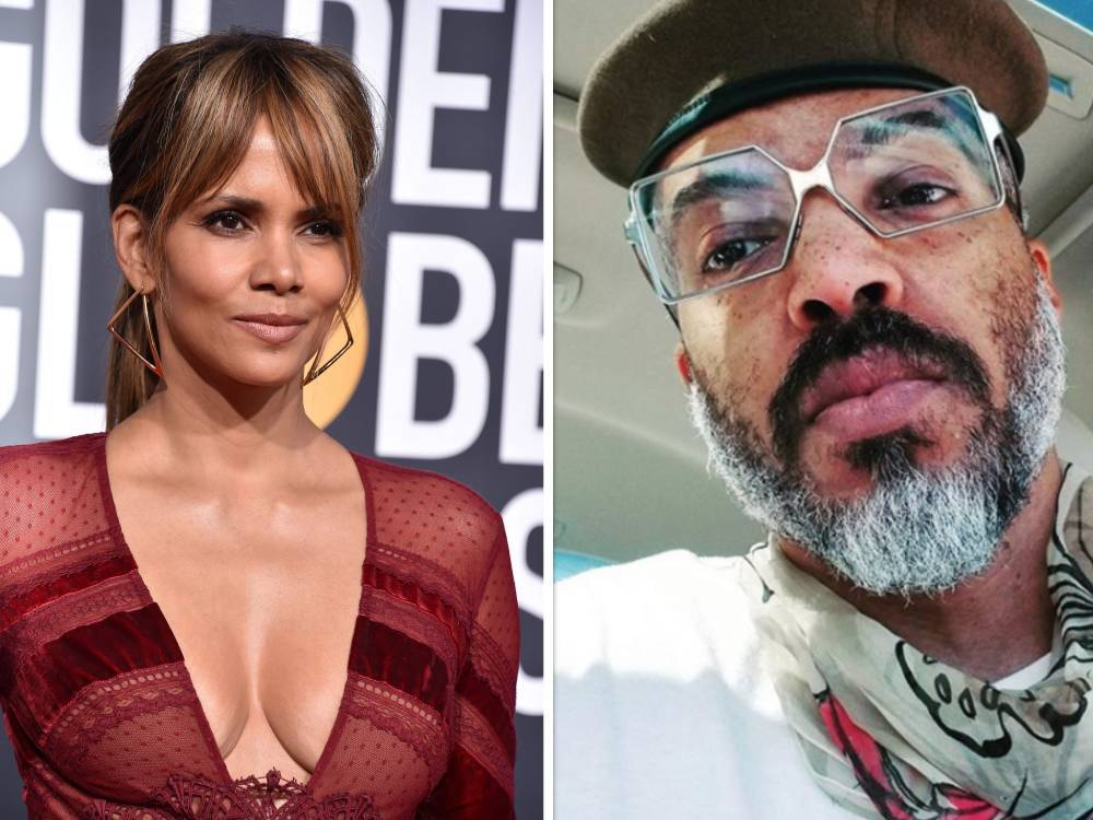 Who is halle berry dating 2020