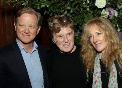 Robert Redford devastated as son James dies aged 58