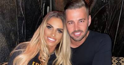 Katie Price calls boyfriend Carl Woods 'controlling' as she defends their romance against trolls