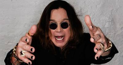Ozzy Osbourne blames terrifying 'cursed' doll for recent health problems