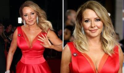 Carol Vorderman speaks out after step back from Pride of Britain duties 'I'll be a wreck'