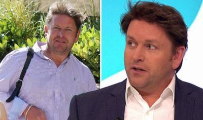 James Martin: Saturday Morning host details show fears 'You're about to take over my job!'