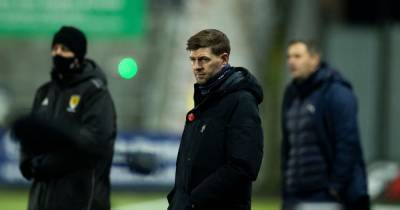 Steven Gerrard responds to Rangers' Covid blow as Filip Helander becomes third virus-related defensive absence