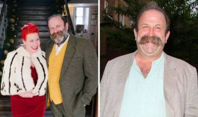 Dick Strawbridge sets record straight on if Baglion family watch Escape To The Chateau