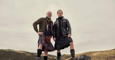 Sam Heughan announce special Clanlands Almanac event in Edinburgh ahead of book launch
