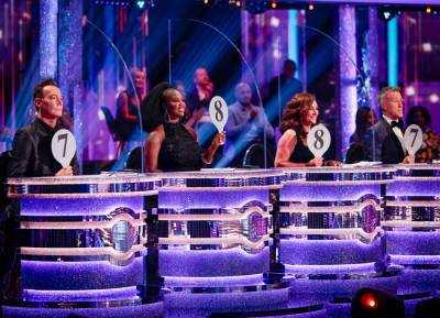 Strictly contestants' secret microphones pick up hilarious audio during performance