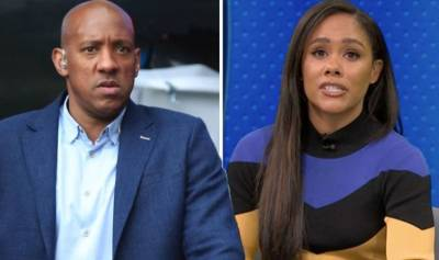 'Don't know how she's done this' Dion Dublin stunned by Alex Scott amid Football Focus job