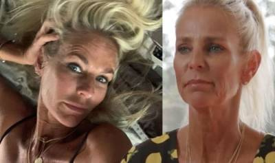 Ulrika Jonsson sparks frenzy as she teases OnlyFans account after racy nipple snap