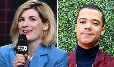 Jodie Whittaker issues apology after telling Doctor Who co-star to 'shut up' in show jibe