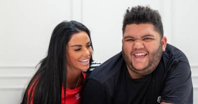 Katie Price shares candid reality of life with Harvey - from smashed TVs to constant hunger