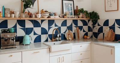 Scotland's Home of the Year judge Kate Spiers' unrecognisable before and after kitchen renovation