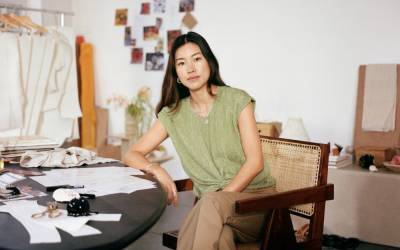 Designer Rejina Pyo on being copied by the high street: 'How can they make a dress for £5? It's ridiculous'