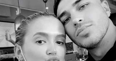 Molly-Mae Hague splashes £9k on gold panther ring during extravagant shopping spree with Tommy Fury