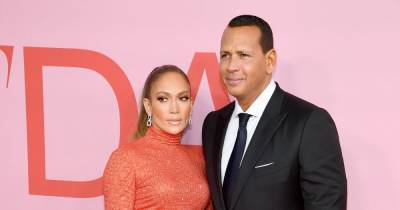 Jennifer Lopez seems to shade A-Rod by liking post about exes pretending to care