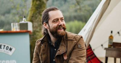 Outlander's Richard Rankin reveals Scotland's best off-grid staycations with interactive map