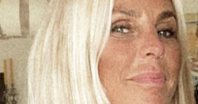 Ulrika Jonsson unveils her new meaningful tattoo dedicated to her late dog Fella