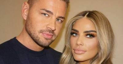 Katie Price's boyfriend Carl Woods' Instagram post banned for not being marked as advert
