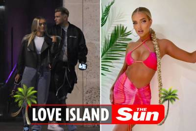 Chris Hughes's ex-girlfriend Mary Bedford 'signed up to Love Island to spice up Casa Amor'