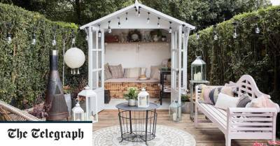 How to decorate your garden shed - 6 easy ideas to spruce it up
