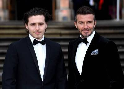 Brooklyn Beckham eyes up new career inspired by his dad David