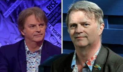 Paul Merton admits his grumpy Have I Got News For You persona 'causes difficulty'